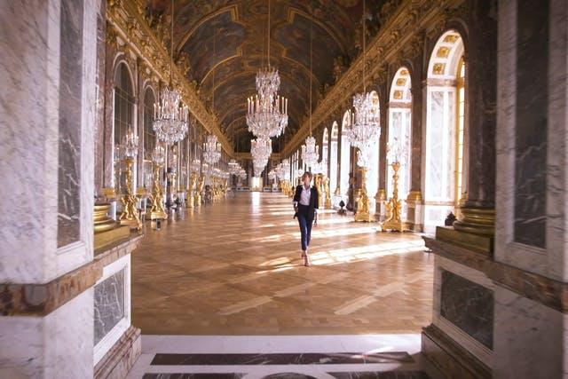 Versailles jako hotel